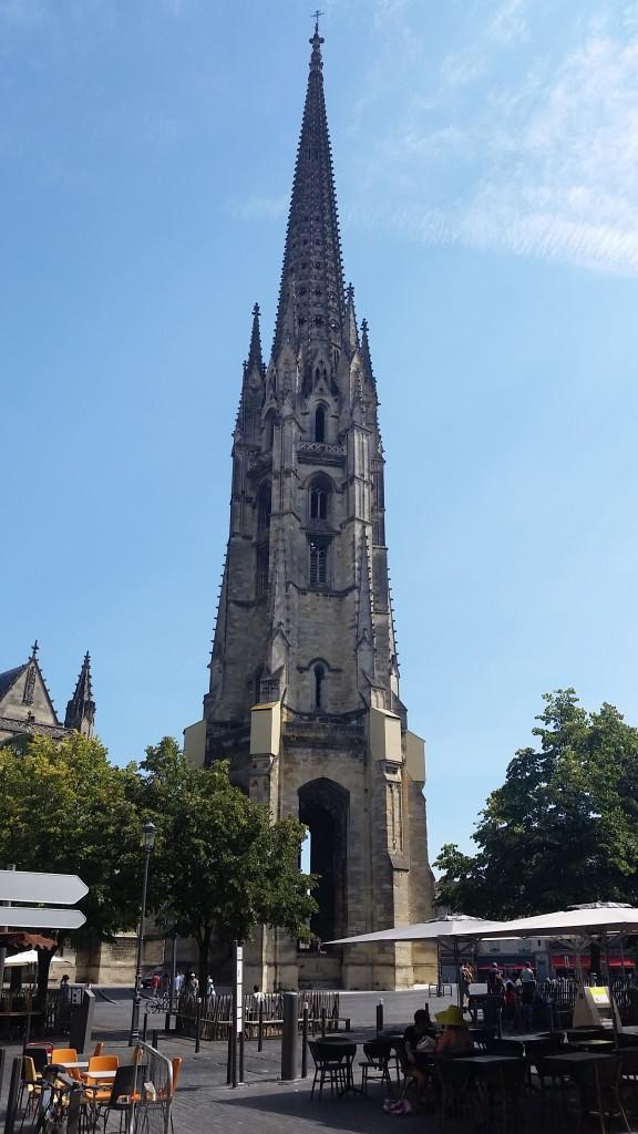 Flèche St Michel Bordeaux